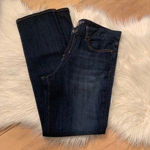Lucky Brand The sweet Jean Straight sz 12/31 Dark